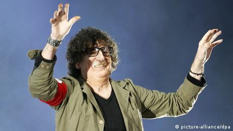Charly Garcia Sänger Argentinien