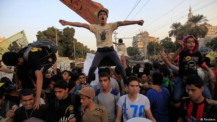 Proteste von Muslimbrüdern in Kairo (Foto: Archivbild/Reuters)