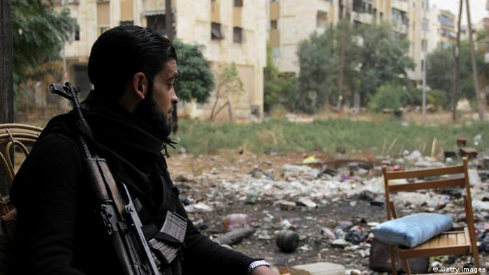Syrien - Bürgerkrieg