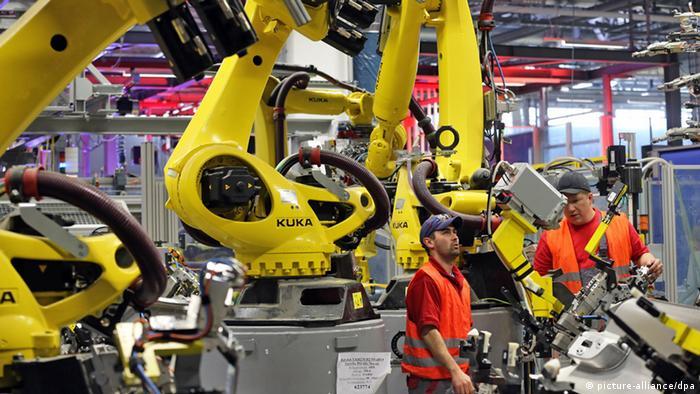 Deutschland Autobauer Koalitionsverhandlung Symbolbild