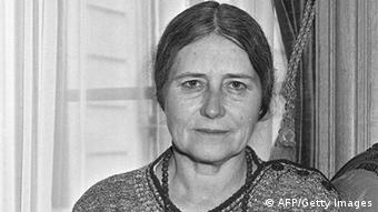 Schriftstellerin Doris Lessing OVERLAYFÄHIG