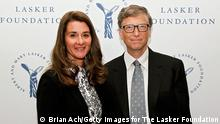 The Lasker Awards 2013 Preisverleihung Bill Gates Melinda Gates