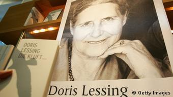 Schriftstellerin Doris Lessing (Getty Images)
