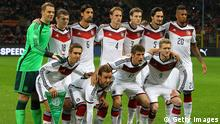 DFB Nationalmanschaft 15.11.2013 in Mailand