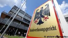 Symbolbild Bundesverfassungsgericht