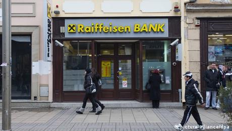 Raiffeisen Bank (picture-alliance/dpa)