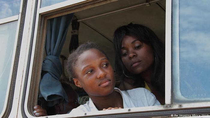 Filmszene Virgem Margarida Regisseur Licinio Azevedo (Re_Imaging Africa 2013)