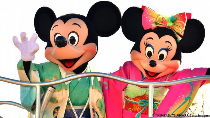 Mickey Mouseun Bilinmeyen Yönleri Yaşam Dw 18112013