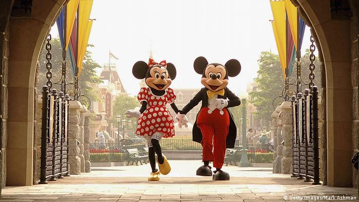Mickey Maus Minie Maus Walt Disney World