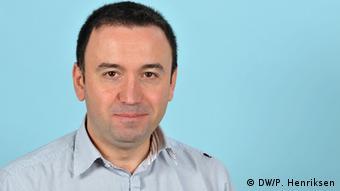 Deutsche Welle Bulgarische Redaktion Ivan Bedrov