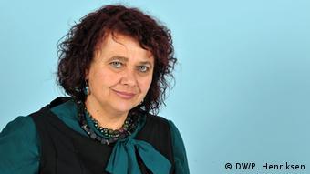 Deutsche Welle Bulgarische Redaktion Mirela Ivanova
