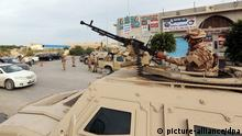 Tripolis Soldaten 18.11.2013