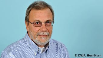 Deutsche Welle Bulgarische Redaktion Yassen Boyadzhiev