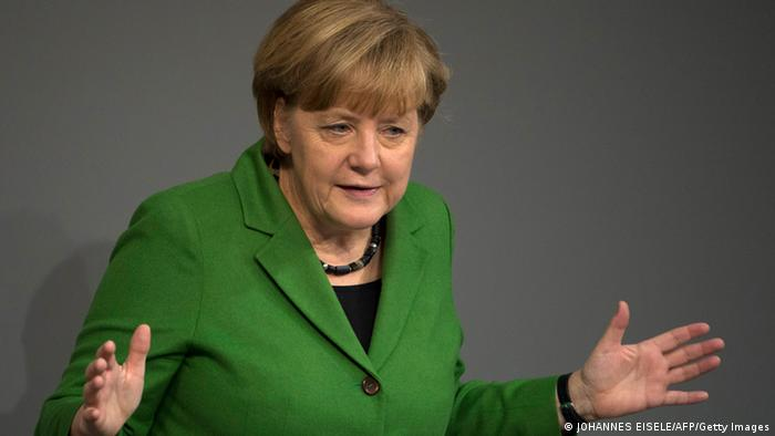 Німеччина, Україна, Меркель, Путін