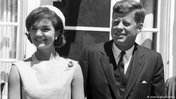 Жаклін та Джон Кеннеді