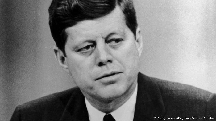 Bildergalerie 50. Jahrestag der Ermordung John F. Kennedys