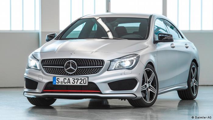 Mercedes CLA Sport 2013