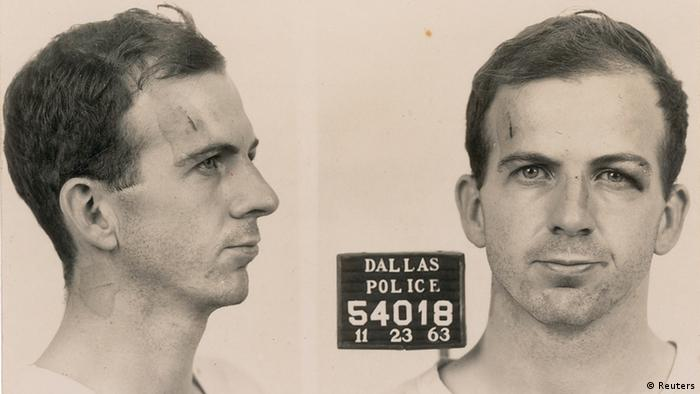Picture of Lee Harvey Oswald