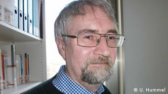 Professor Michael Fingerle (c) U. Hummel