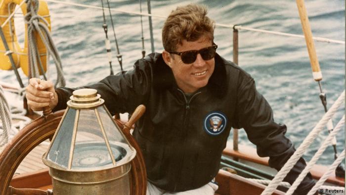 Bildergalerie 50. Jahrestag der Ermordung John F. Kennedys (Reuters)