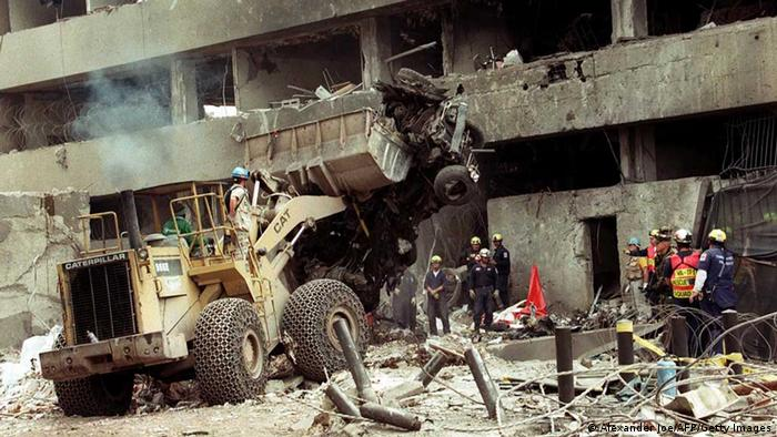 Nairobi Anschlag US-Botschaft 1998