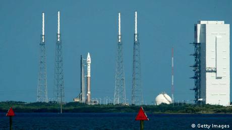 Neues US-Raumschiff MAVEN