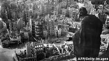 Наслідки бомбардування Дрездена