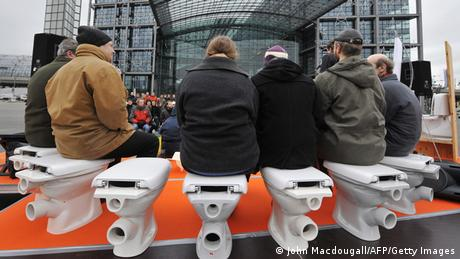 World Toilet Day Berlin 2008