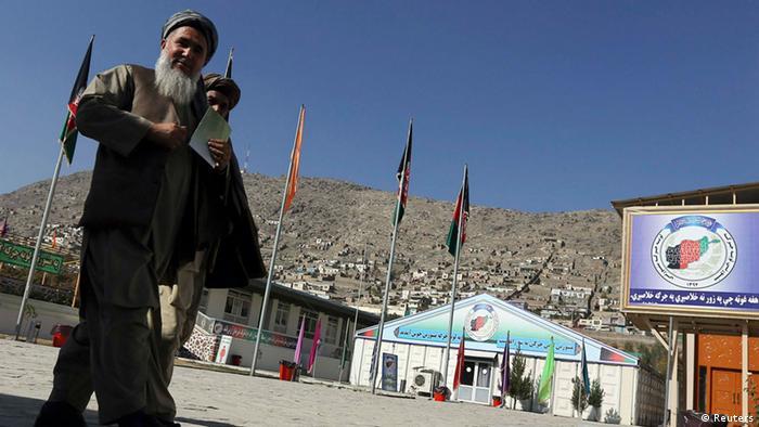 Delegierter der Loja Dschirga in Kabul (Foto: Foto: Reuters)