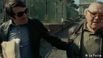 Film - Der letzte der Ungerechte von Claude Lanzmann.(Copyright: Le Pacte)