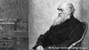 Charles Darwin Portrait (Hulton Archive/Getty Images)