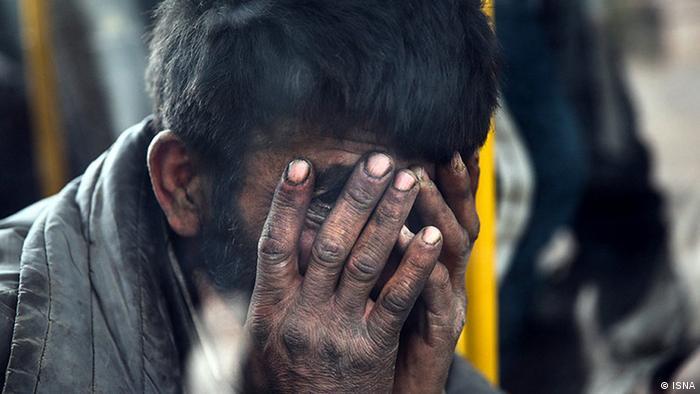 فقر در ایران. عکس تزئینی است