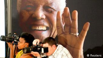 Eröffnung des Nelson Mandela Centre for Memory in Johannesburg, Südafrika