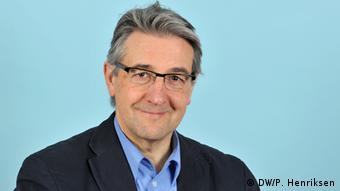 Pablo Kummetz (Foto: DW)