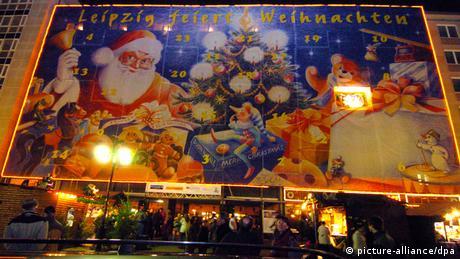 Bildergalerie Adventskalender Leipzig
