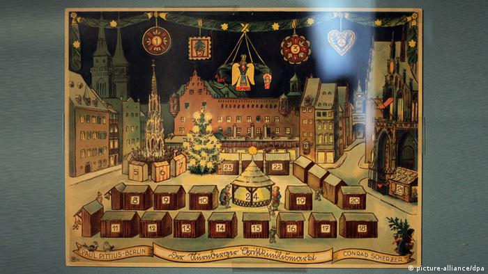 Bildergalerie Adventskalender 1935