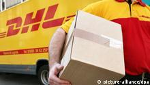 DHL Paketdienst