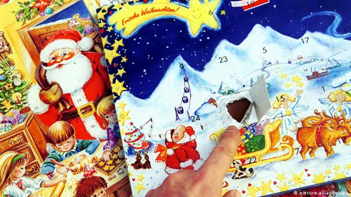Bildergalerie Adventskalender 2001