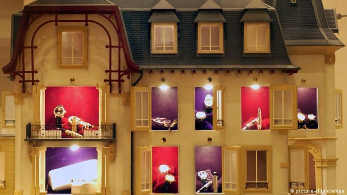 Bildergalerie Adventskalender in Hotel Adlon