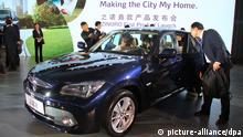 Bildergalerie 11. internationale Automobilmesse in Guangzhou, China (picture-alliance/dpa)