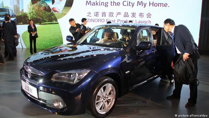 Bildergalerie 11. internationale Automobilmesse in Guangzhou, China