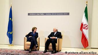 Gespräche mit Iran über Atomprogramm in Genf