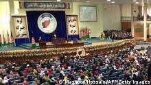 Loja Dschirga 21.11.2013 Kabul CLOSE