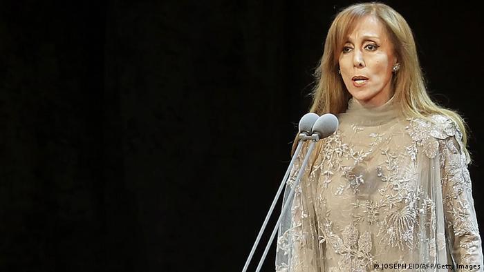 Libanon Sängerin Fairuz