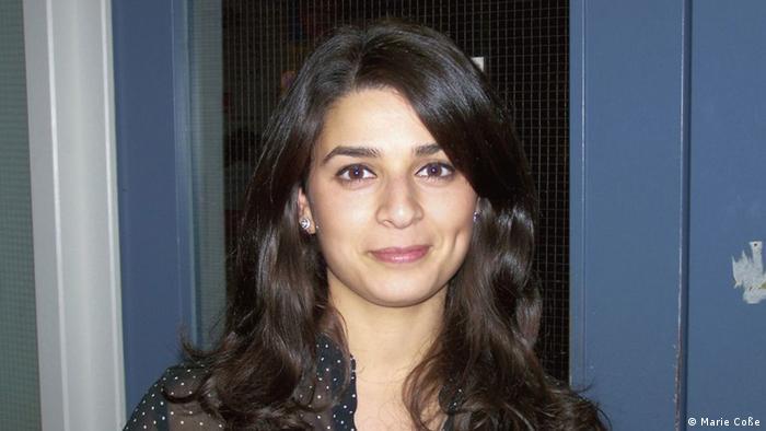 Studentin Mariam Sarway