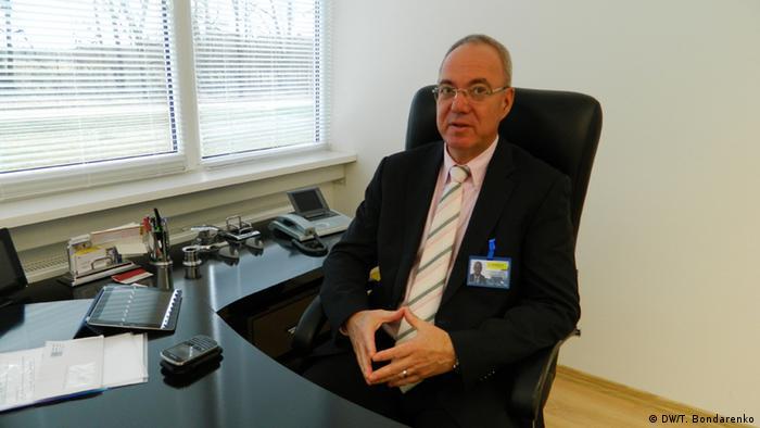 Deutsche Unternehmen in der Ukraine Roland Kaschny