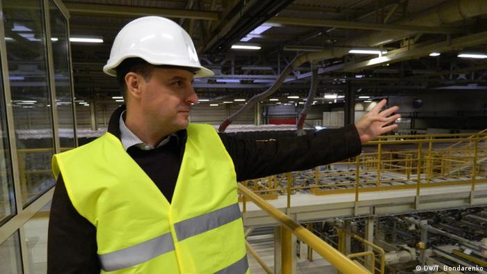 Deutsche Unternehmen in der Ukraine Oleksandr Bychkov