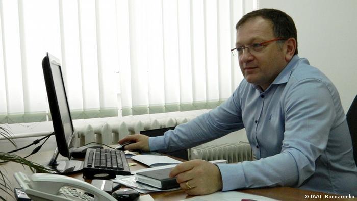Deutsche Unternehmen in der Ukraine Antonin Beniovsky