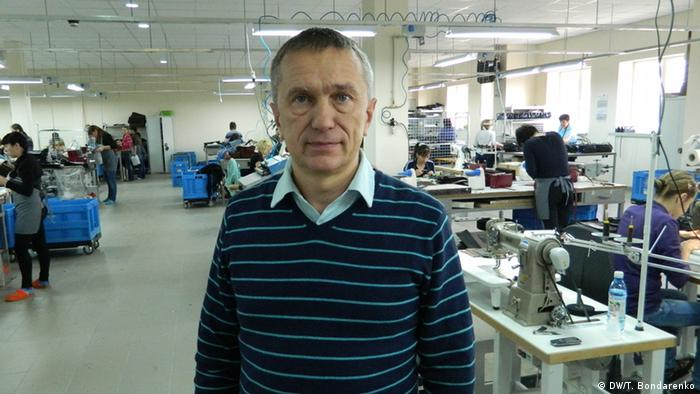 Deutsche Unternehmen in der Ukraine Stanislav Didenko