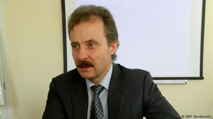Deutsche Unternehmen in der Ukraine Volodymyr Sokha